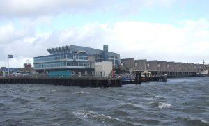 Visafslag Scheveningen Haven
