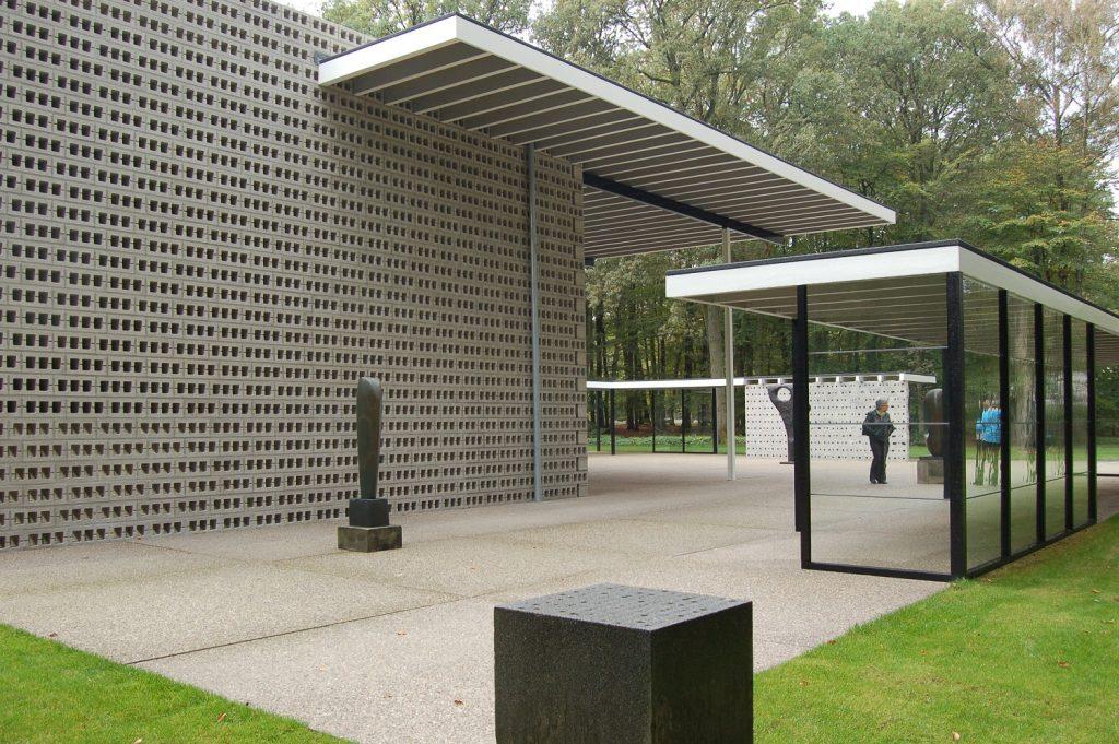 Rietveld Sonsbeek Paviljoen