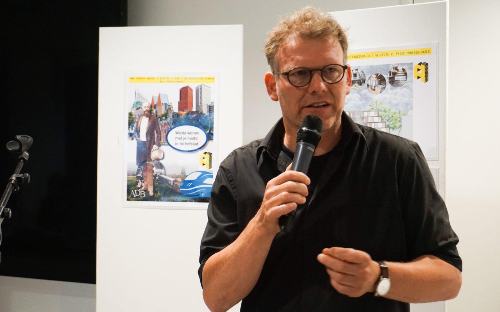 Wethouder Joris Wijsmuller