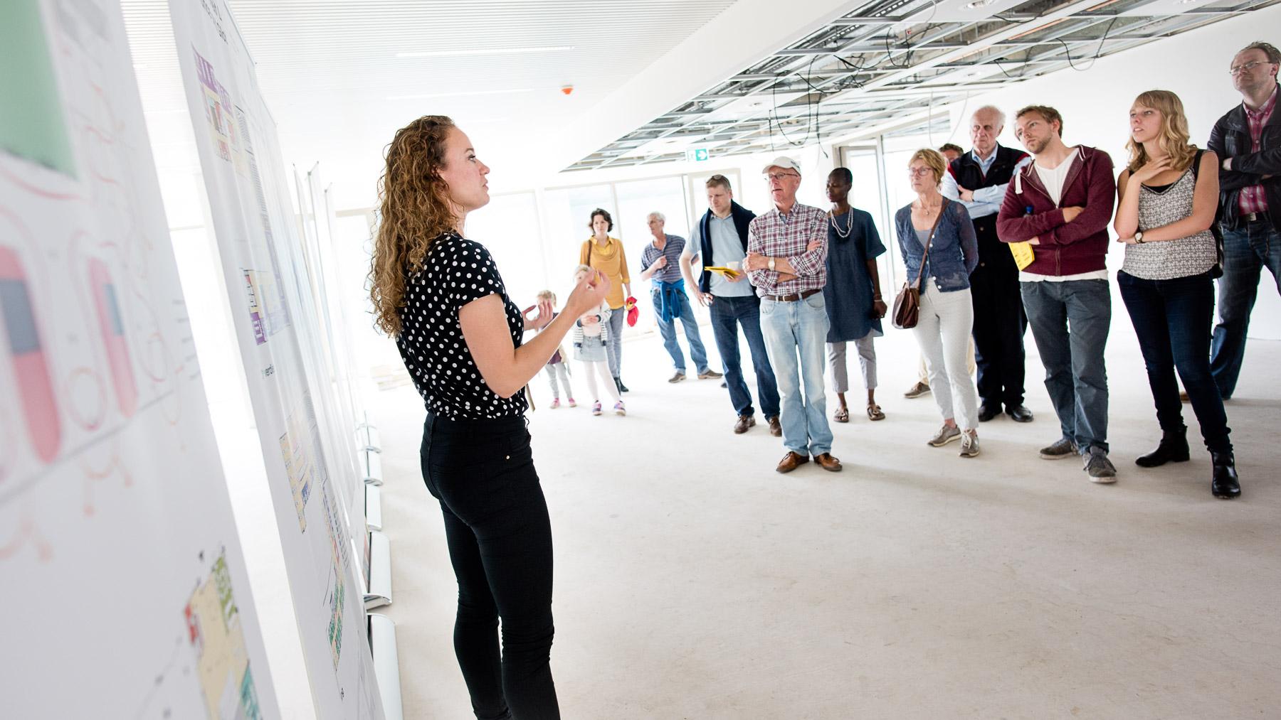 Rondleiding WijnhavenkwartierDag van de Architectuur DvdA Den Haag